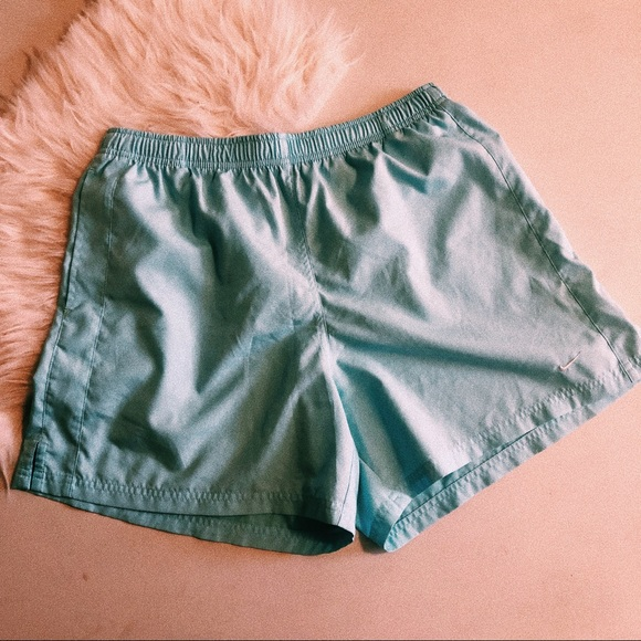 Nike Pants - Blue Nike Shorts